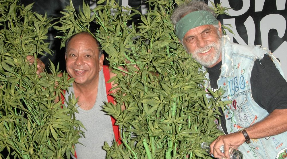 Stoner legends Cheech and Chong announce two Metro Vancouver shows
