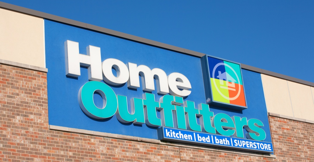 HBC announces closure of all Home Outfitters stores in Canada