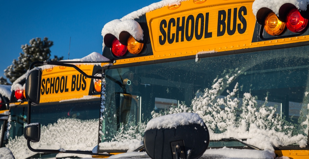 Mission public schools and University of Fraser Valley announce closures due to snow