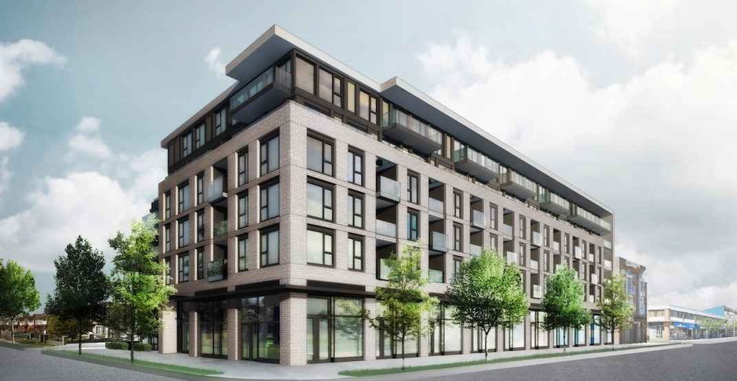 104 rental homes proposed for corner of Fraser Street and 19th Avenue