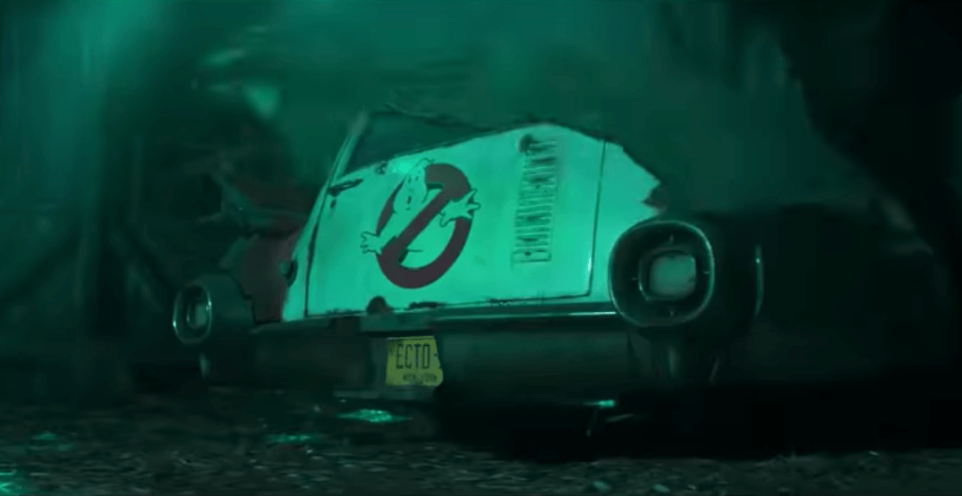 The newest Ghostbusters movie will be filmed in Calgary