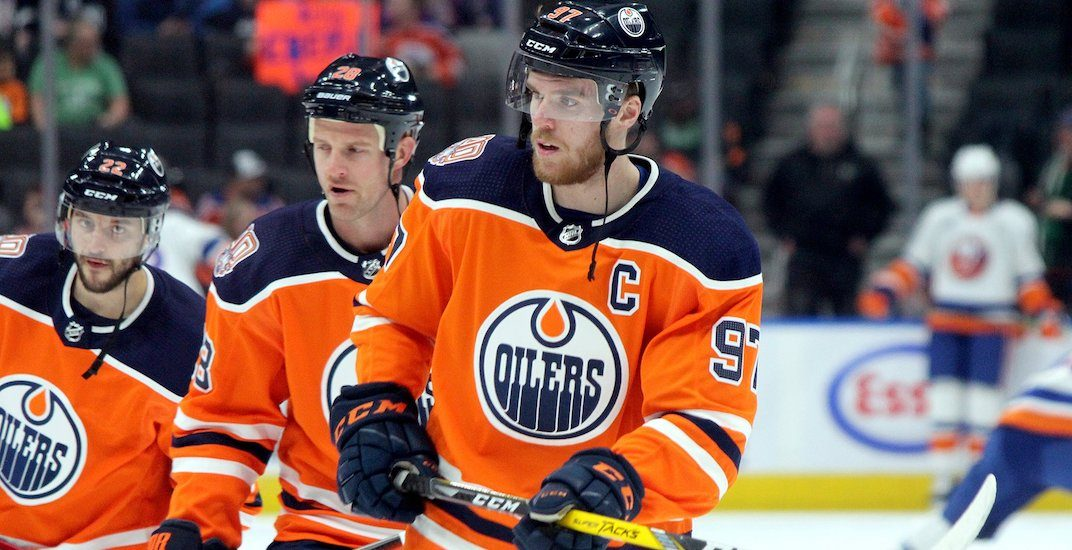 Demand for Edmonton Oilers 50/50 tickets crashes site