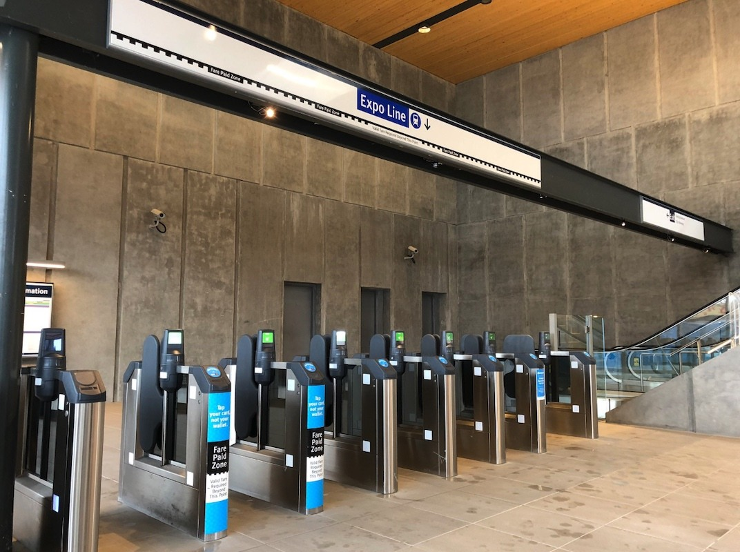 SkyTrain Surrey Central Station