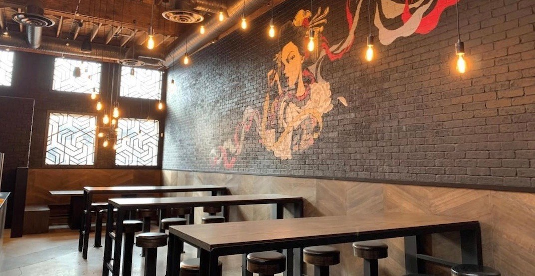 JINYA Ramen just opened a new Vancouver location (PHOTOS)