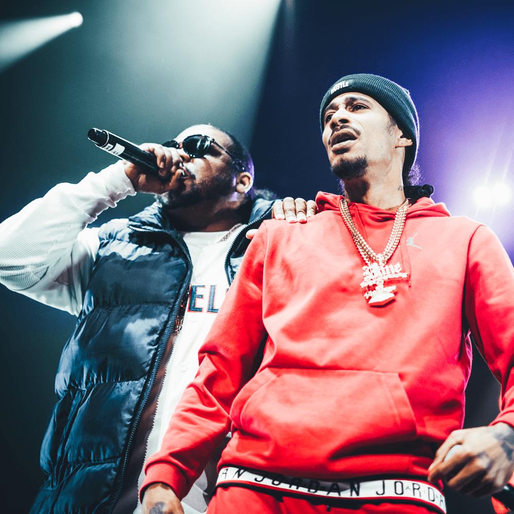 Bone Thugs Feb 22nd 2019 Vancouver