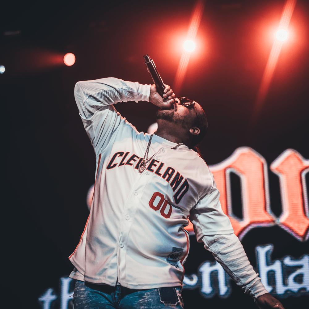 Bone Thugs-n-Harmony Feb 22nd 2019 Vancouver