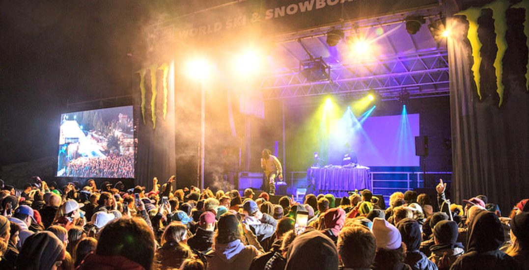 The World Ski & Snowboard Festival returns to Whistler next month