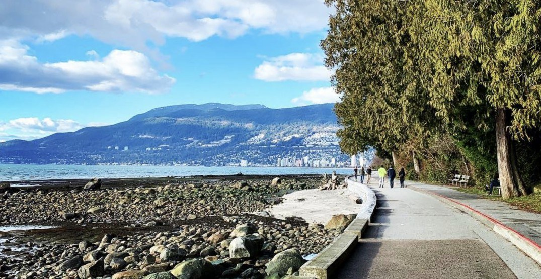 Vancouver forecast to see 7 straight days of sunshine