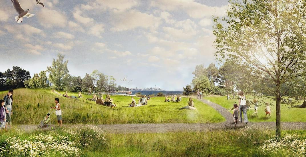 This is what the massive Humber Bay Park development will look like (RENDERINGS)