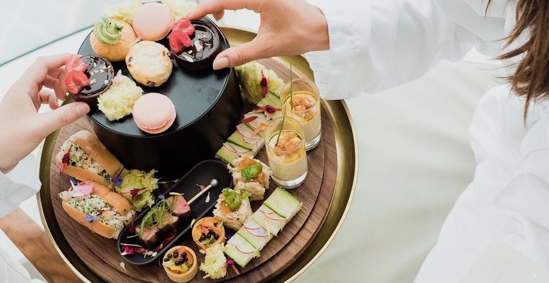 An after-spa high tea service is launching at JW Marriott Parq Vancouver
