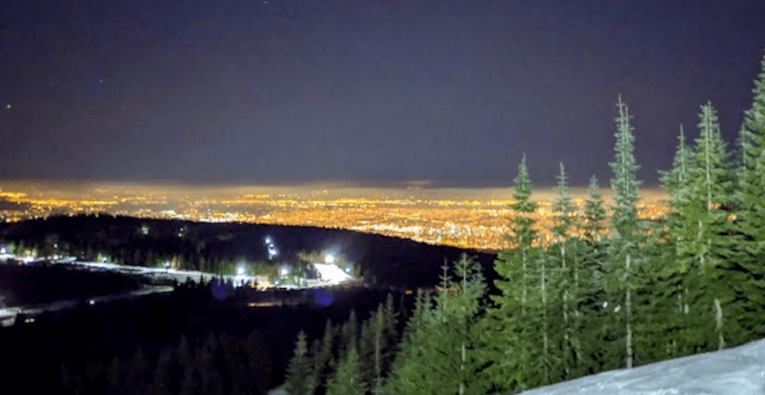 Snowboarder rescued after going out of bounds at Cypress Mountain Monday night