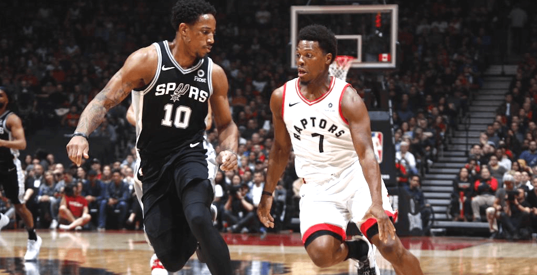 DeRozan's return to Toronto sets new all-time Raptors viewing record