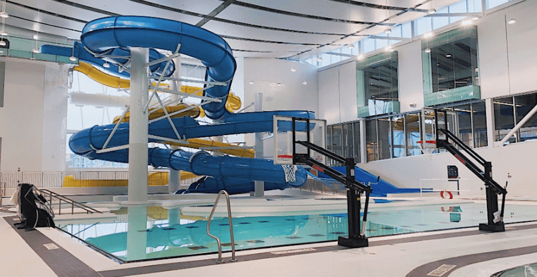 Brookfield Residential YMCA's pools and surf simulator opens Friday