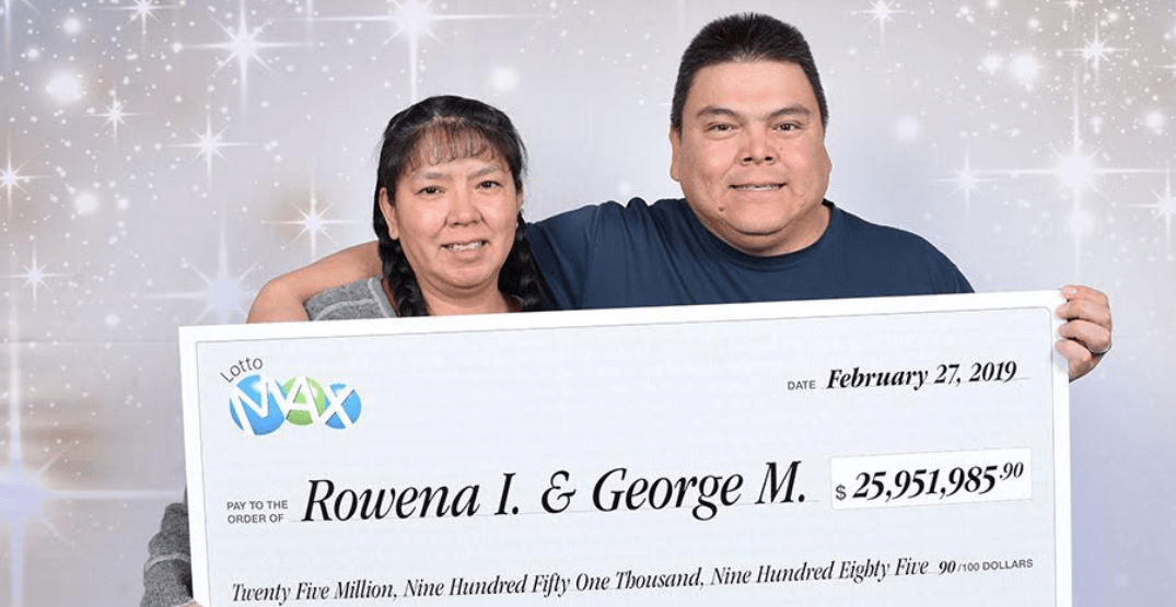 $25.9 million BC lotto winner very excited to quit his job