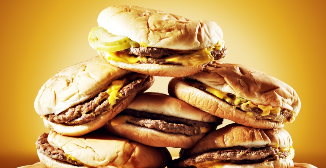 A definitive list of Canada's fast food burgers ranked from worst to best