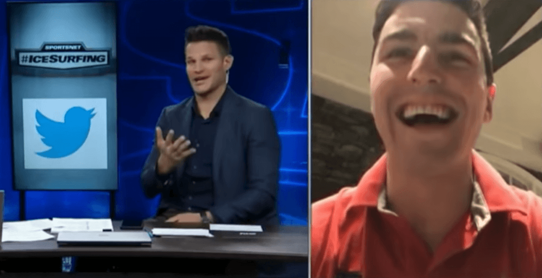 Why Bieksa 'punted' O'Brien as Canucks roommate and other hilarious old stories with Burrows