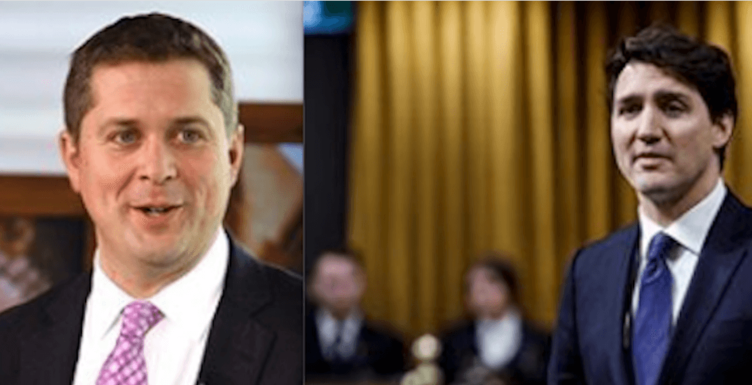Andrew Scheer calls for Trudeau to resign following Wilson-Raybould testimony