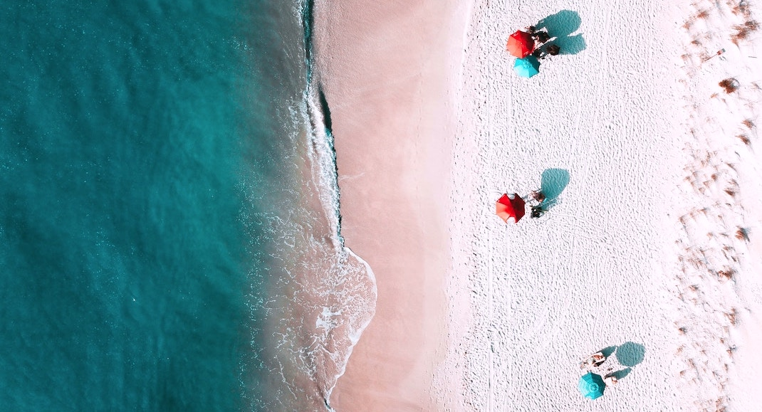 12 of the most beautiful pink beaches in the world