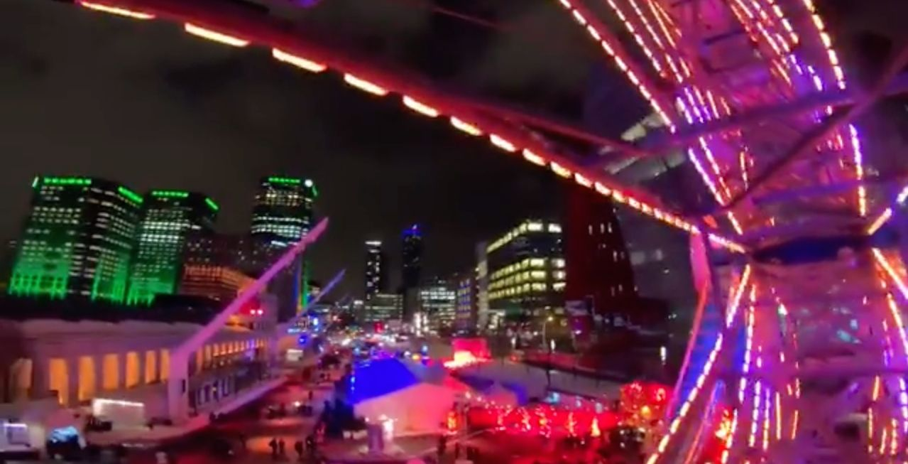 This POV video shows all of the Montreal en Lumière fun (VIDEO)