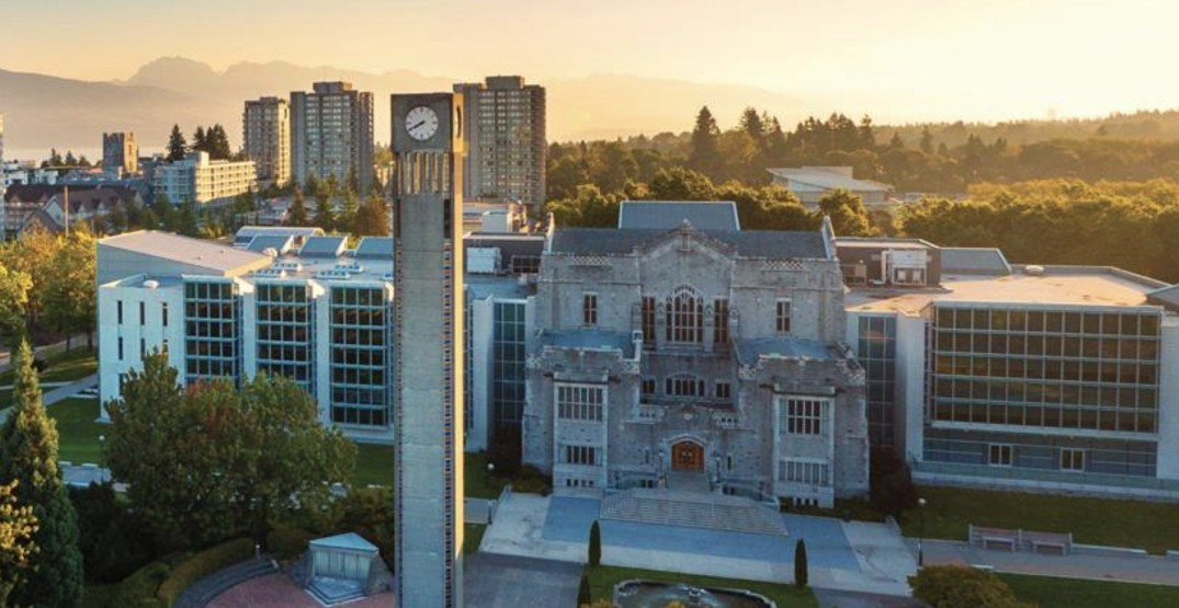 UBC library program ranked #1 in the world