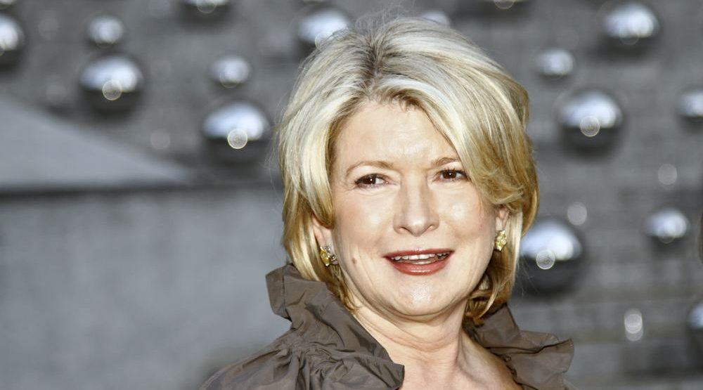 Martha Stewart just partnered with Canada's largest cannabis company