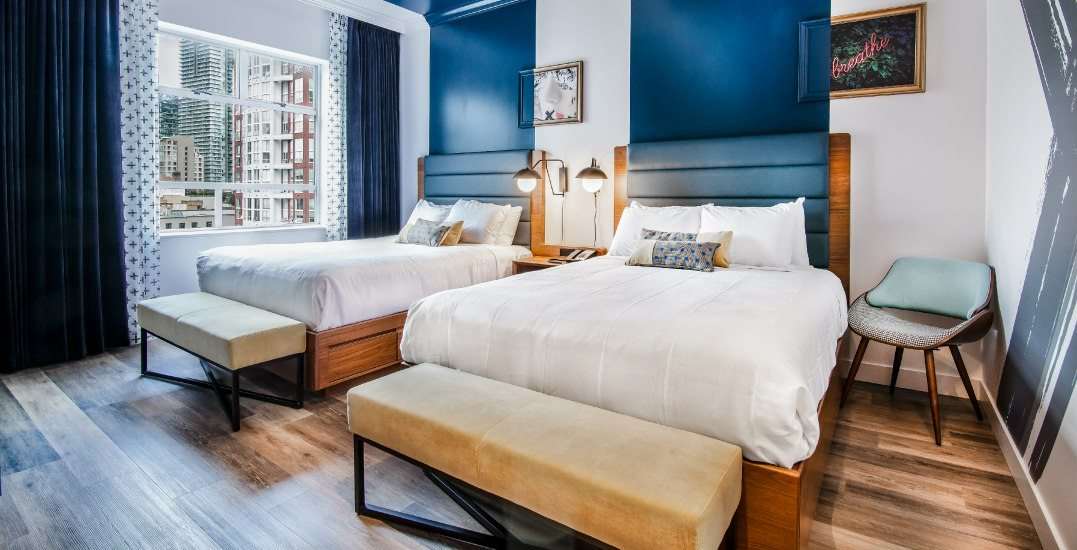 Here's what you need to know about Vancouver's newest boutique hotel