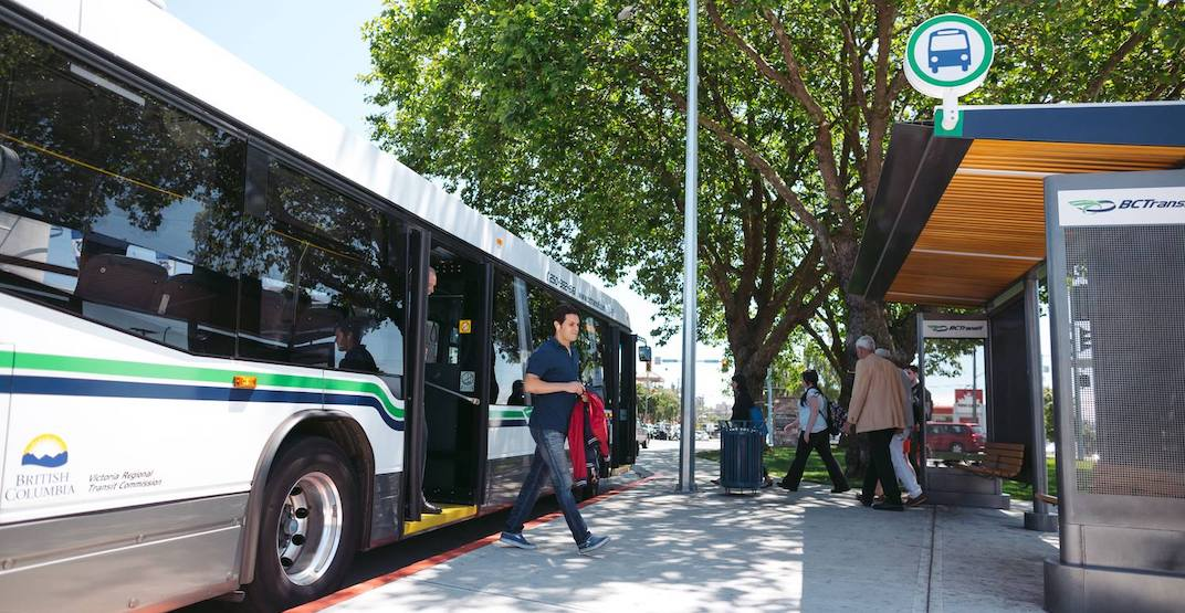 Free public transit for all youth in Victoria begins this fall