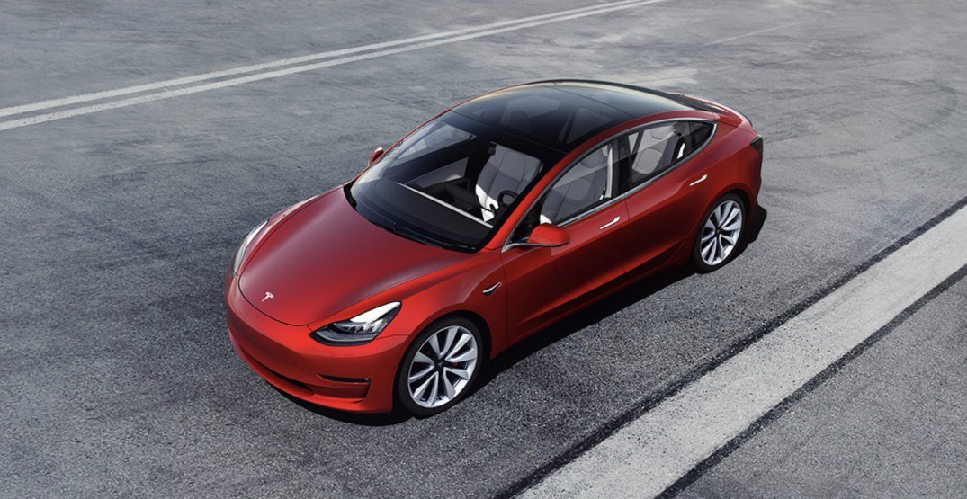 You can now get a Tesla Model 3 for under $40k in Canada