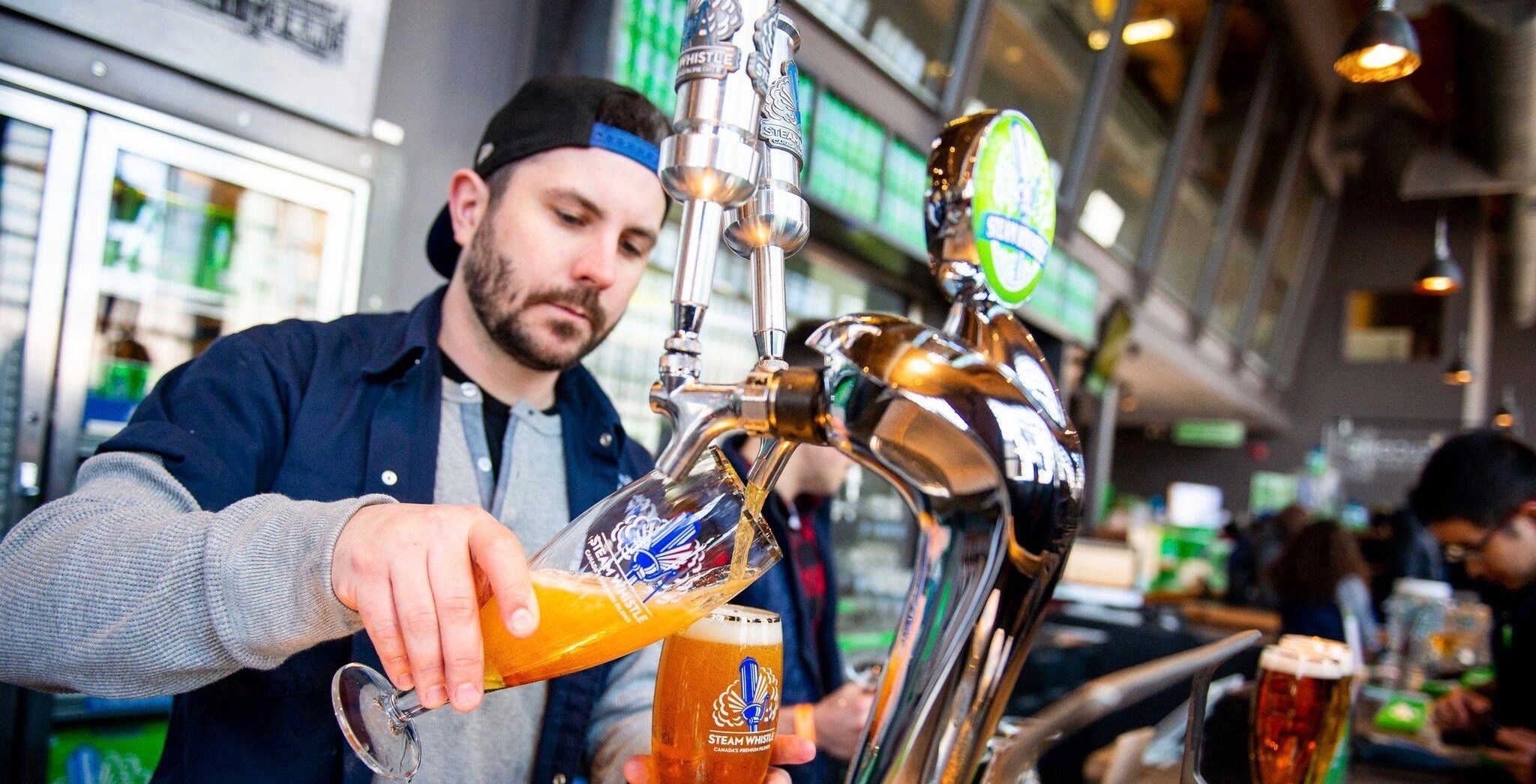 We're giving away $1000 to Steam Whistle's amazing new biergarten (CONTEST)