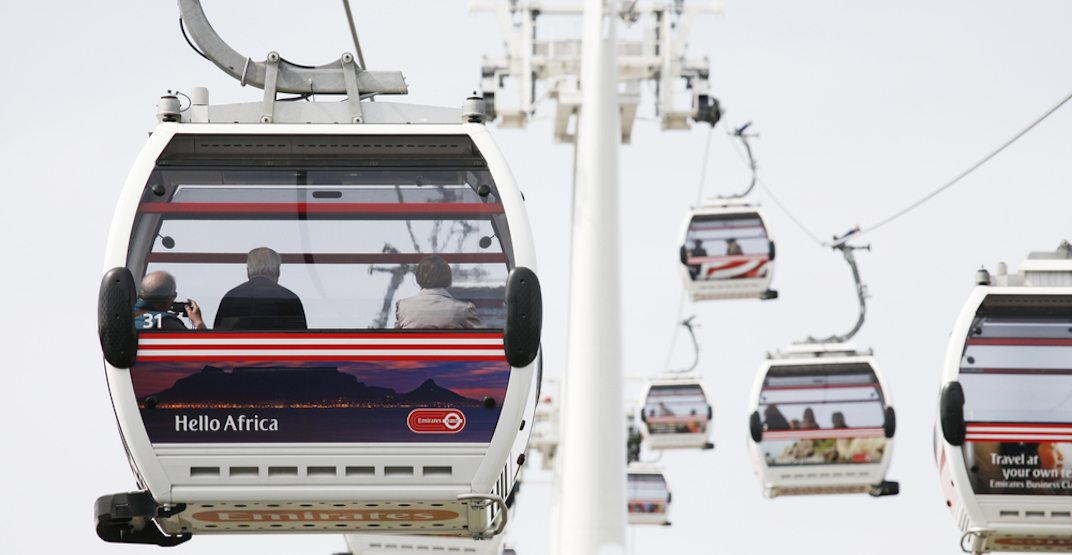Opinion: It's time to build a gondola transit line to SFU Burnaby Mountain