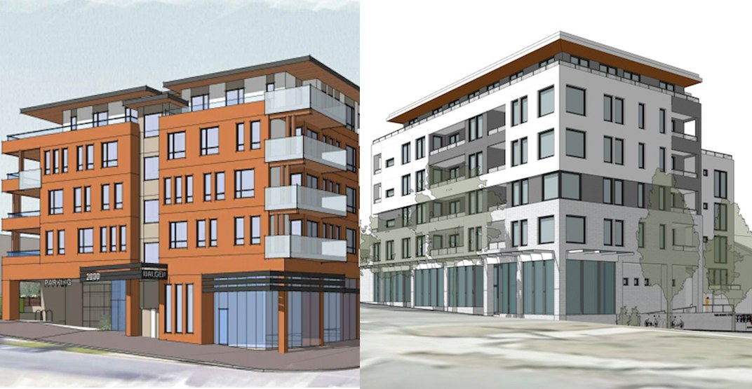 Vancouver City Council approves two new buildings with 70 rental homes combined