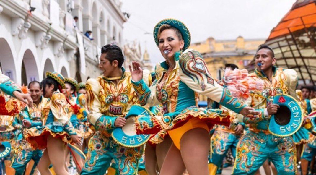 The most festive Carnival celebrations around the world