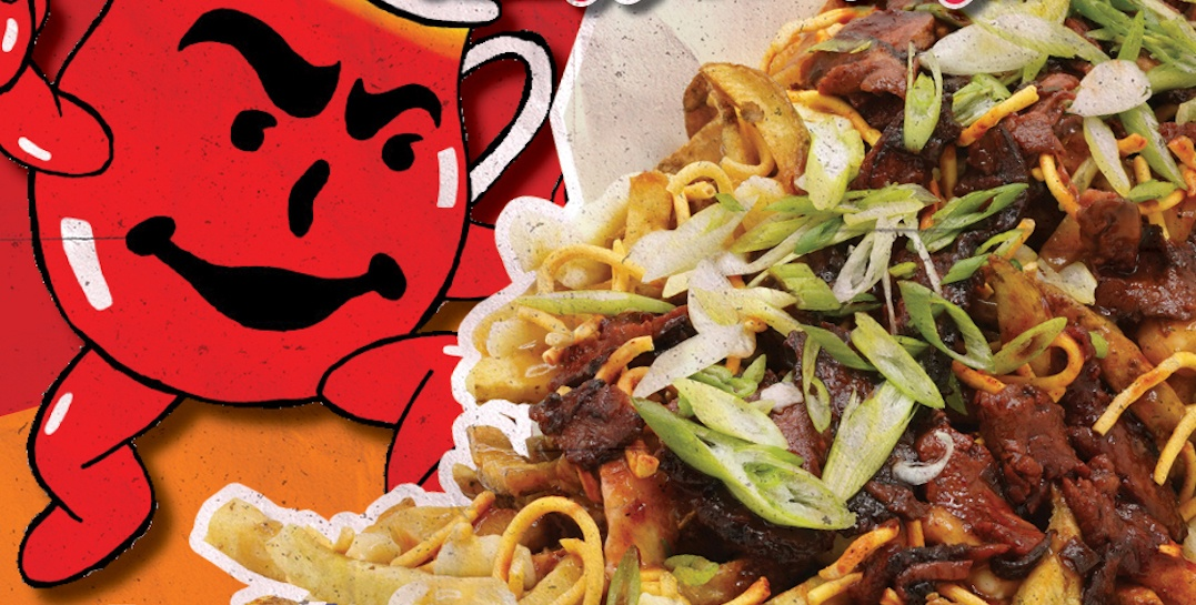 You can eat Kool-Aid poutine at this Canadian poutinerie right now