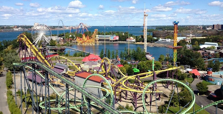 How amusement parks are reopening across Canada
