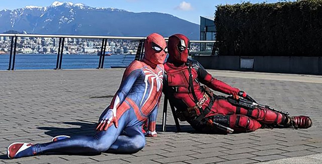 22 awesome cosplay shots from this weekend's Fan Expo Vancouver (PHOTOS)