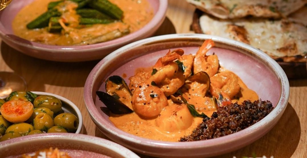 Bayview Village just got an upscale and traditional Indian food restaurant