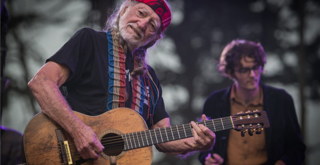 Willie Nelson's Outlaw Music Festival is coming to Toronto this summer