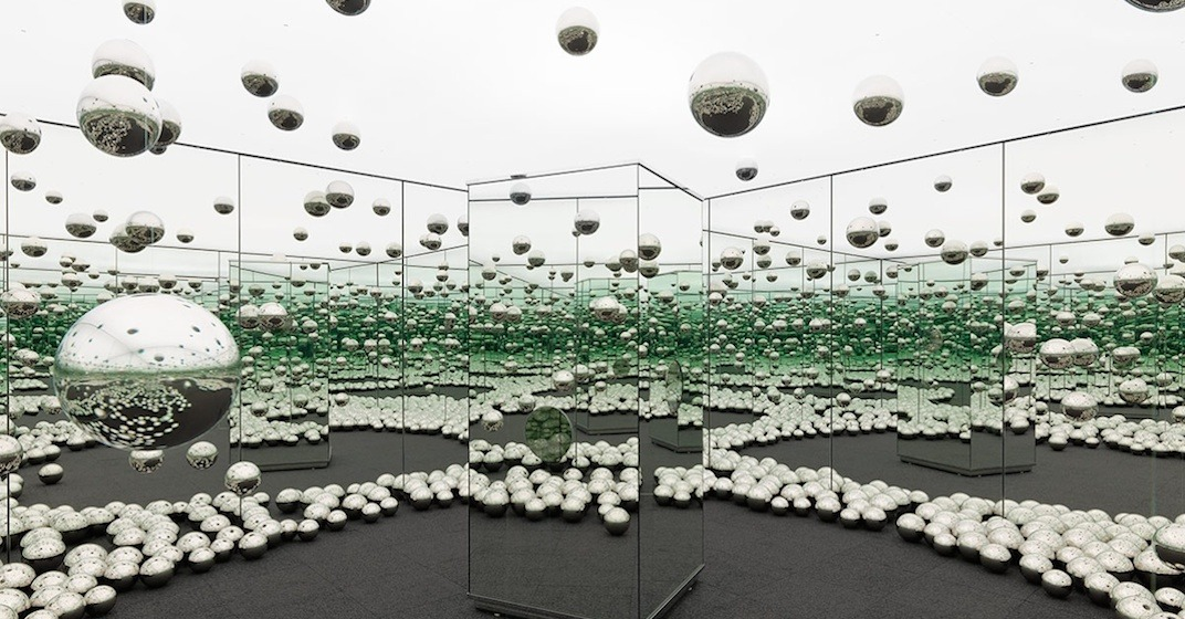 AGO reveals opening date for permanent Infinity Mirrors room