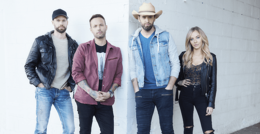 Dallas Smith and Dean Brody to play shows in Calgary together this fall