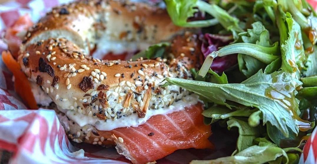 These are 12 of Toronto's most scrumptious bagel places