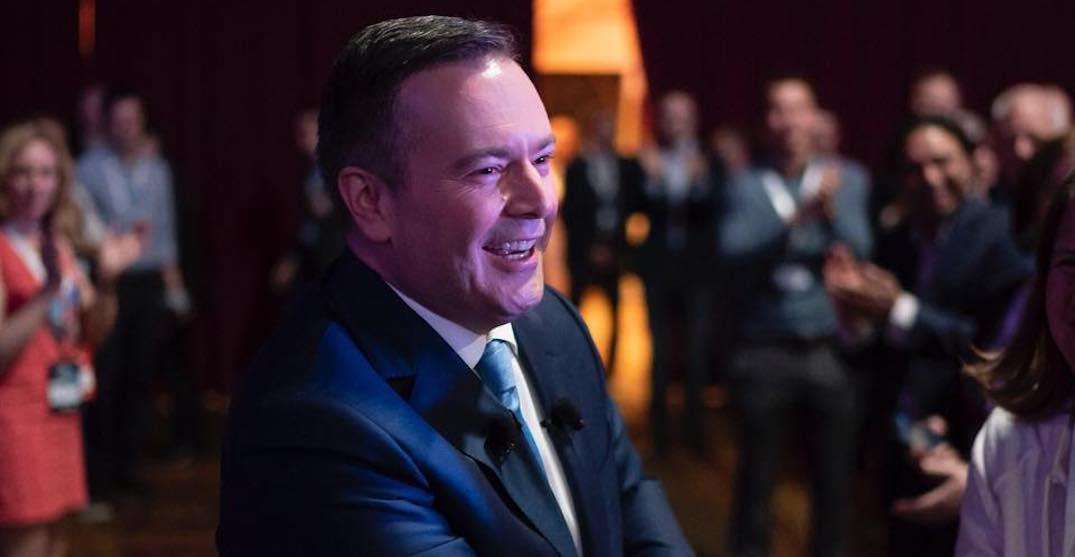 Kenney had third highest approval rating of all Canadian premiers: survey