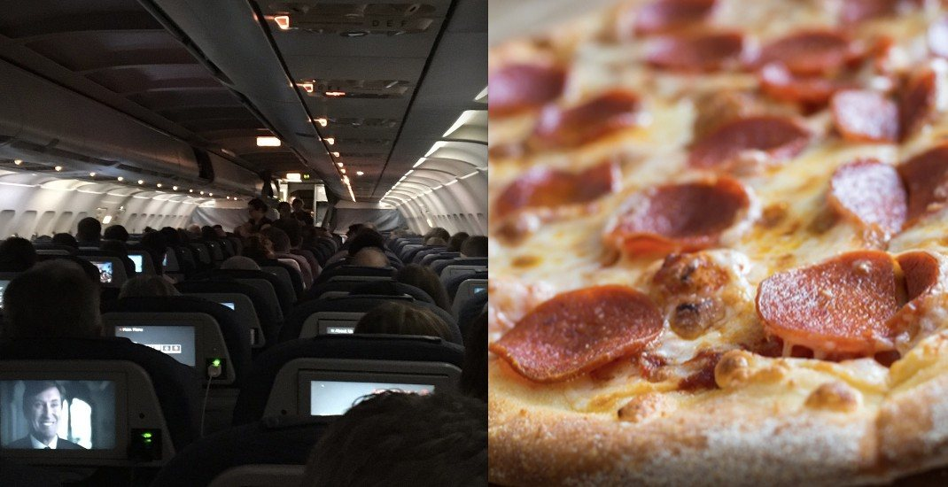 Air Canada pilot orders pizzas for everyone on flight while plane stuck on tarmac