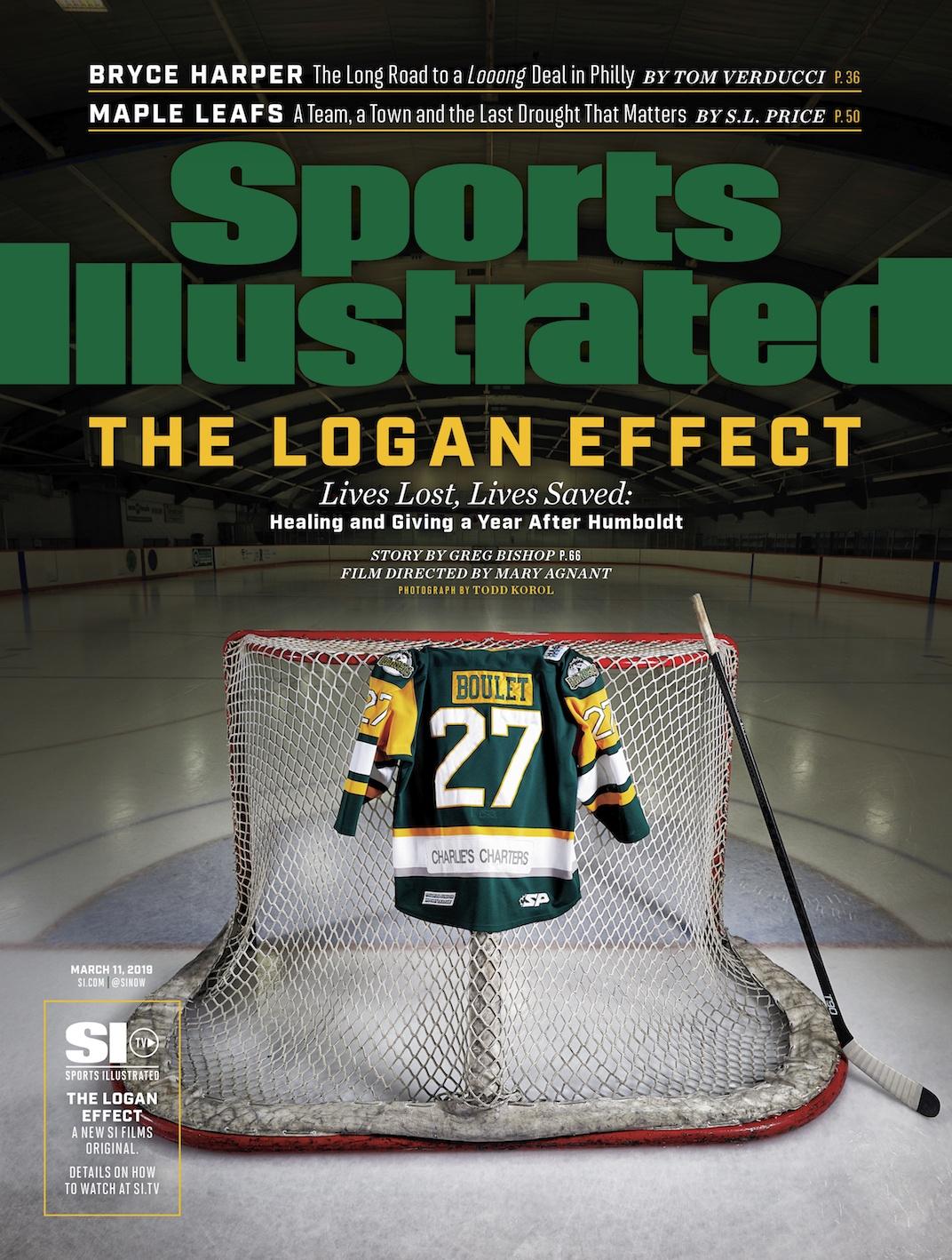 logan effect sports illustrated