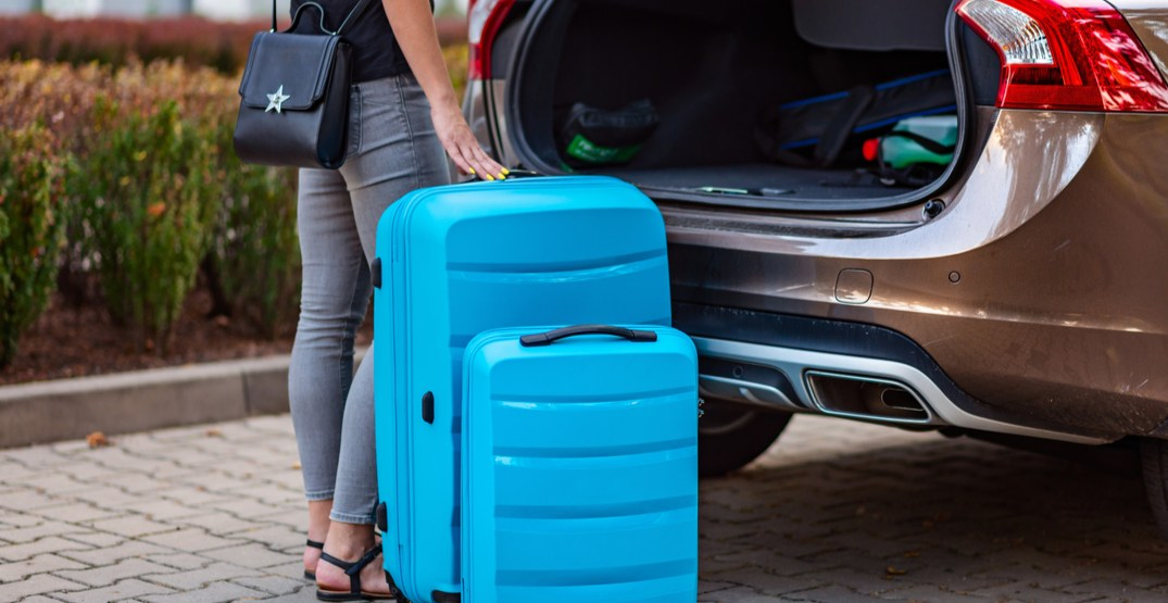 This new trunk-sharing system lets you make money when you travel