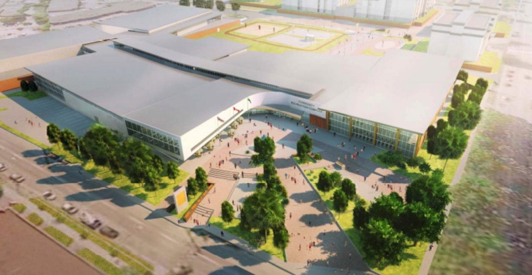 New $132-million aquatic and recreation centre in Port Coquitlam opening this year