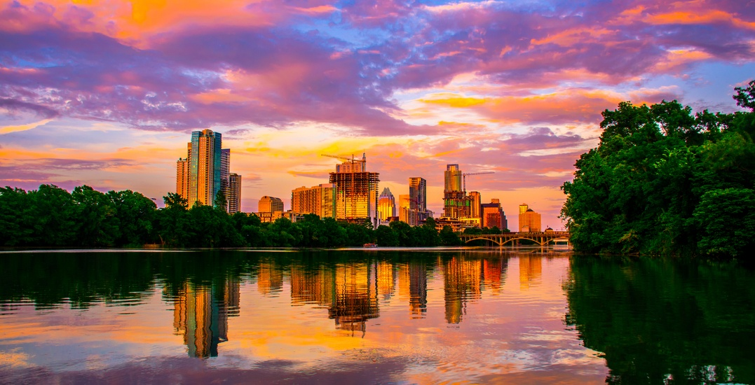 Catch a non-stop roundtrip flight from Calgary to Austin, Texas for just $196