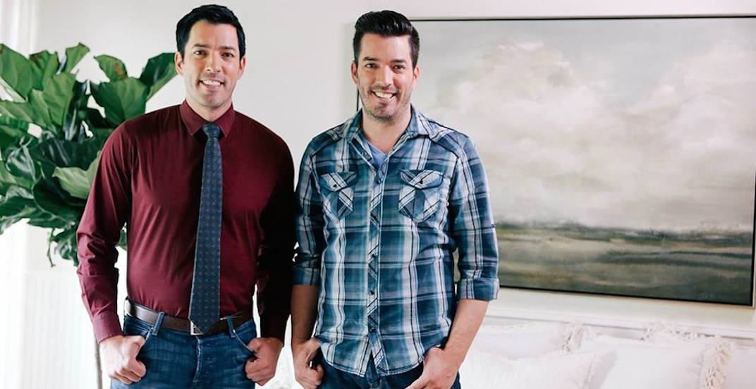 You could be on Property Brothers' new show that's filming in the GTA