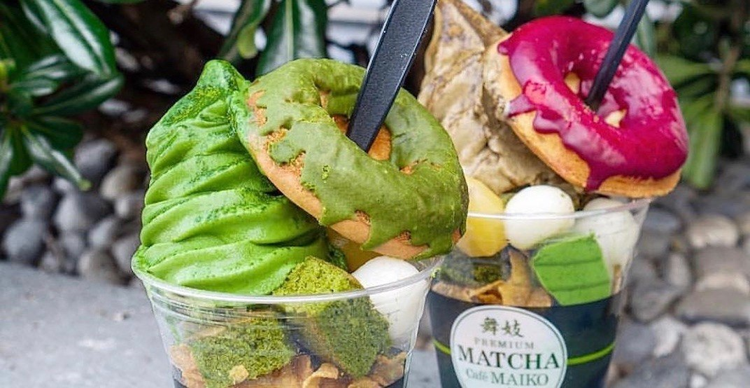 Matcha Stand Maiko to open first Canadian location in Metro Vancouver