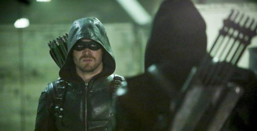 CW's Arrow announces the series will end after season 8