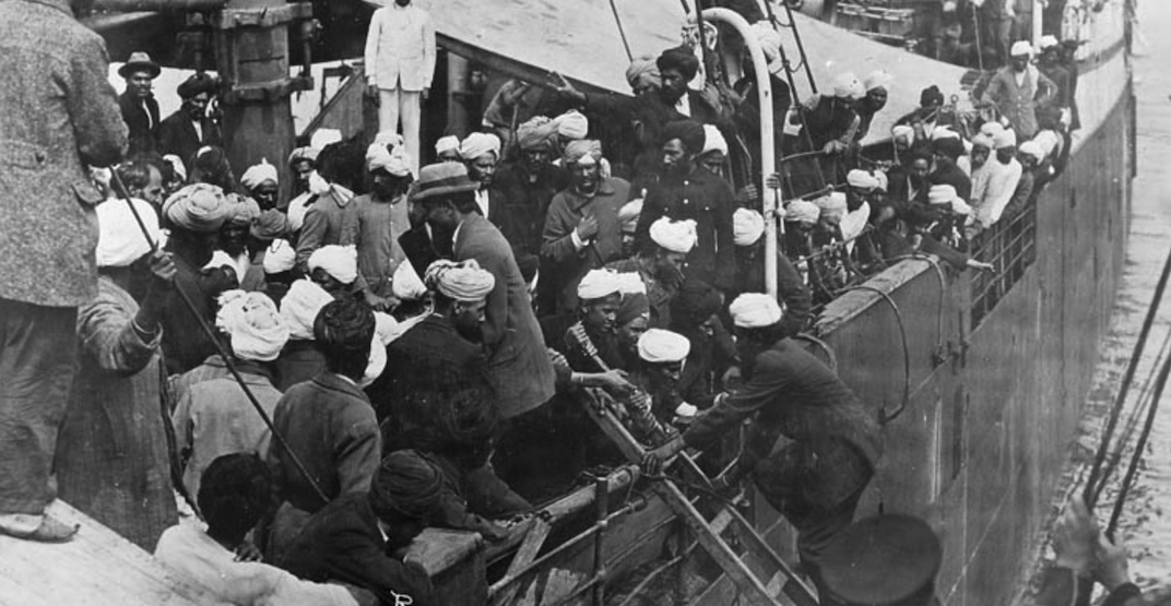 Surrey city council approves renaming street to commemorate Komagata Maru incident